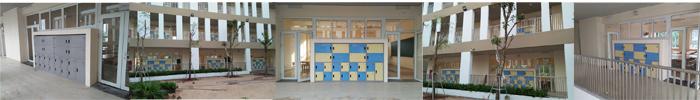Tủ tư trang trường học