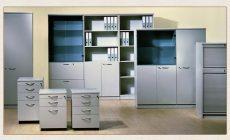 Những ưu điểm nổi bật khi sử dụng tủ sắt văn phòng