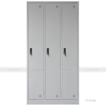 Tủ Locker 3 cánh dài TU-K3QA-6